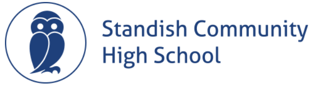 Standish High logo