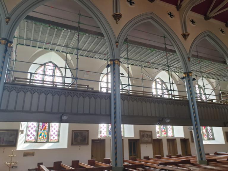 St Mary's Internal 1
